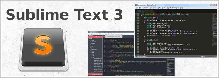 Sublime Text 3 導入の流れ~(プロキシにも対応)